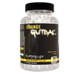 Controlled Labs Orange Gutbac - 30 vcaps