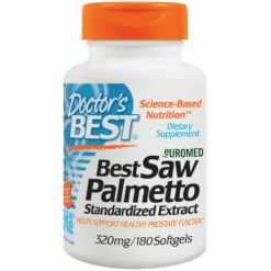 Doctor's Best Saw Palmetto Standardized Extract
